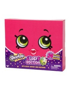 Lost Shopkins Lost Edition